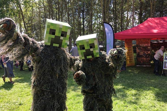 Wildcraft Party