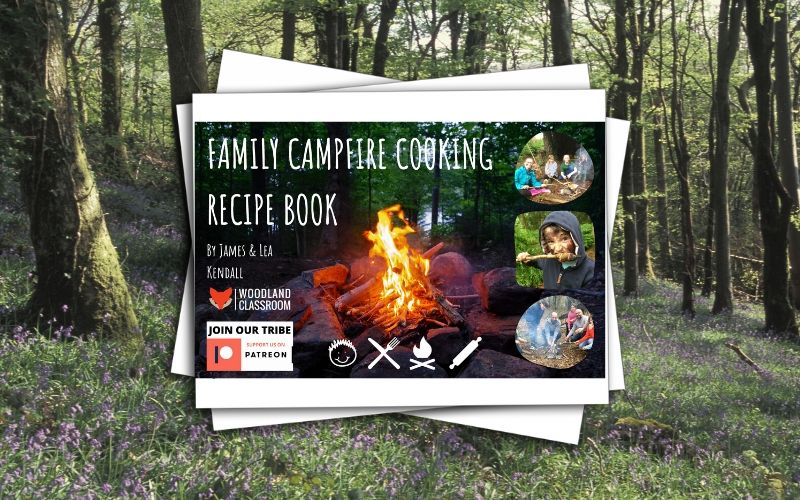 Free Family Campfire Cooking Book - free education resources